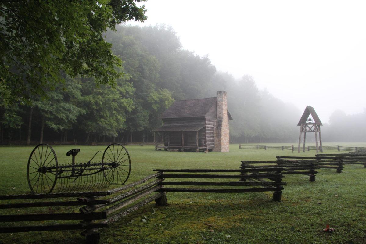 Darby Cabin July 2017